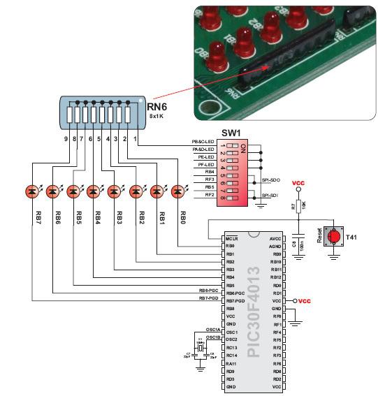 easy_dspic4_razvojni_sistemi_mikrokontroleri_elekronika_automatika_programiranje_napajanje_diode.jpg