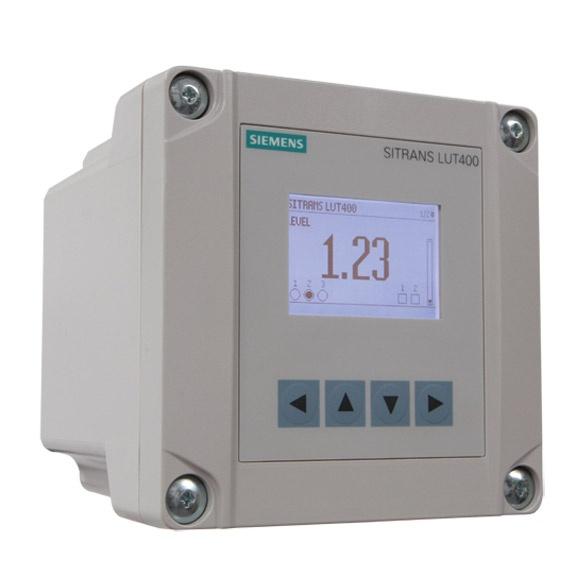 siemens ultrazvucni merac nivoa tecnosti sitrans lut400 senzori automatika.rs