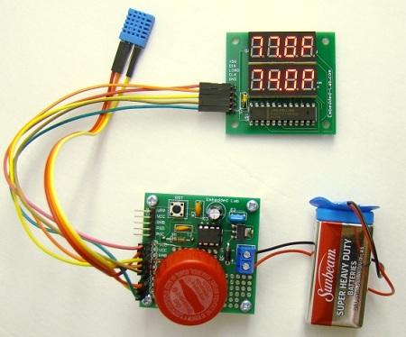 slika3 Adaptivno upravljanje intenzitetom svetlosti 7-segmentnog LED displeja projekti elektronika automatika.rs