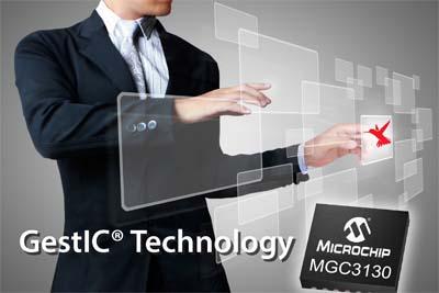 GestIC-MGC3130 vesti microchip technology automatika.rs