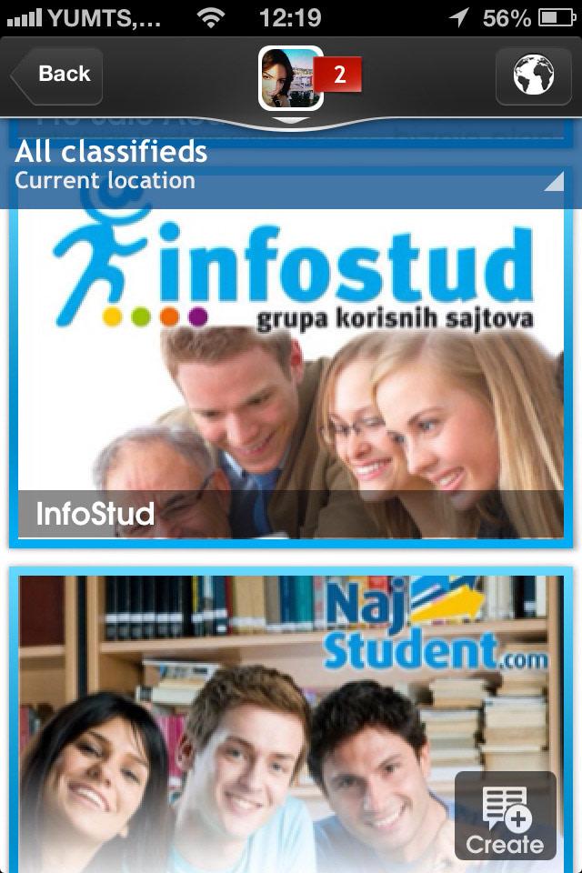 studentu app steudentska aplikacija automatika.rs