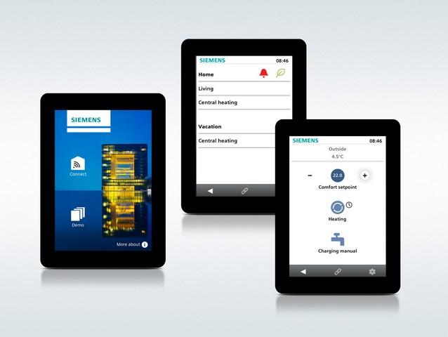 controlhome android iphone app home automation kucna automatizacija siemens automatika.rs