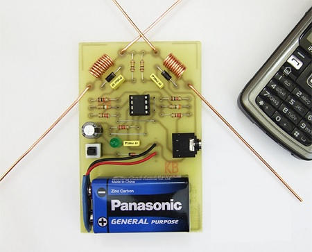 slika detektor aktivnosti mobilnih telefona projekti elektronika automatika.rs