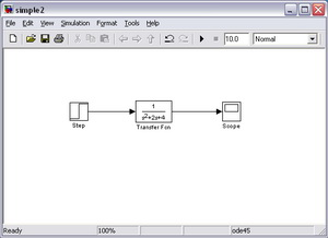 simulink pokretanje simulacije automatika rs