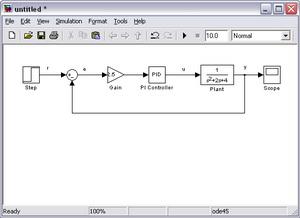 simulink primer blok dijagrama automatika rs