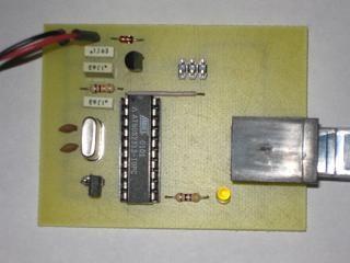 slika predajnika kako napraviti tester za mrezne LAN kablove elektronika automatika.rs