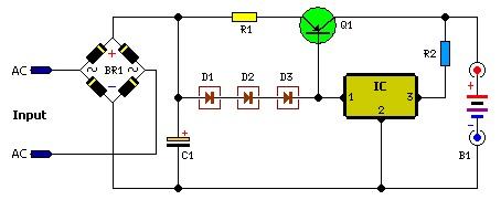 shema napravite jednostavan punjac olovnih akumulatora projekti automatika.rs