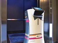 A.L.O. robot batler Cupertino hotel automatika.rs