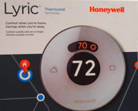 lyric smart home termostat honeywell nest automatika.rs