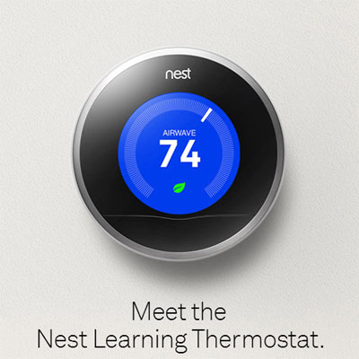 nest smart  termostat home automation lyric automatika.rs