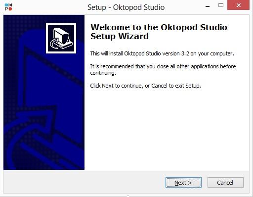 1 oktopod studio interfejs elektronika aplikacija automatika.rs