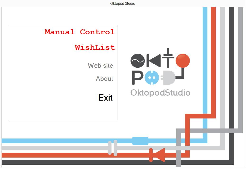 2 oktopod studio interfejs elektronika aplikacija automatika.rs
