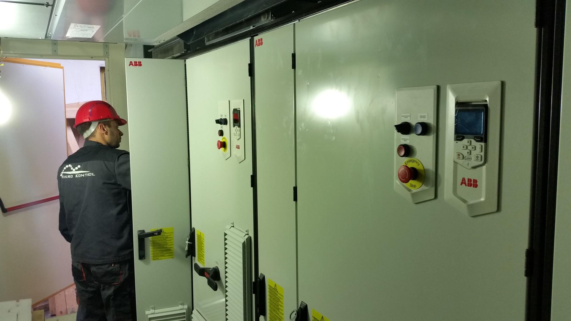 abb rb kolubara stanica frekventni regulatori mikro kontrol automatizacija robotika automatika.rs