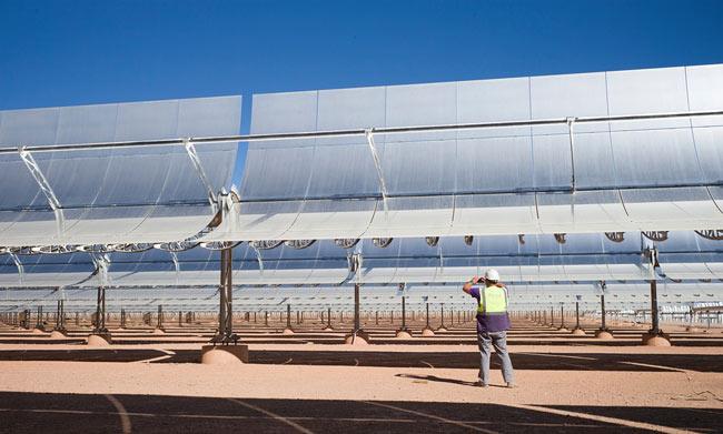 csp koncentrisana solarna elektrana noor1 maroko obnovljivi izvori energije automatika.rs