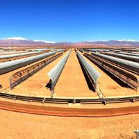 koncentrisana solarna elektrana noor1 maroko obnovljivi izvori energije automatika.rs