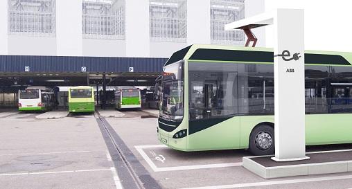 Volvobus ABB-logo punjaci volvo belgija autobusi automatizacija automatika.rs