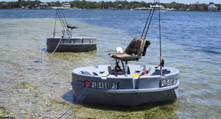 Ovo je, Ultraskiff 360, platforma za pecanje koju su ribolovci dugo iščekivali!